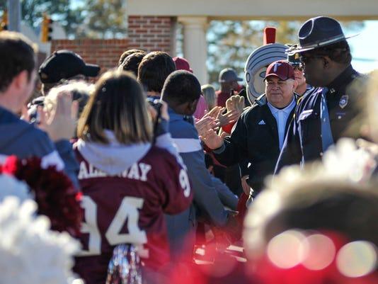 College Football: Troy vs Louisiana-Lafayette