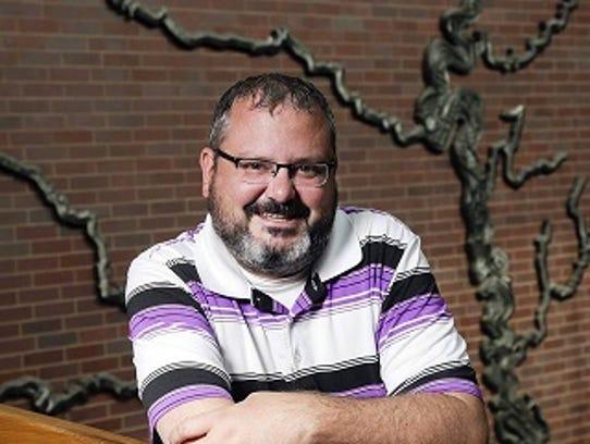 Travis Weipert, Johnson County Auditor