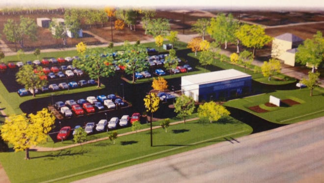 A used-car lot is proposed at 7700 E. Jackson St., aka Ind. 32, between Muncie and Selma.