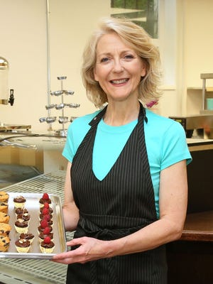 Susan Goulet owns Blooming Lotus Gourmet Bakery, which caters to a wide array of diets.