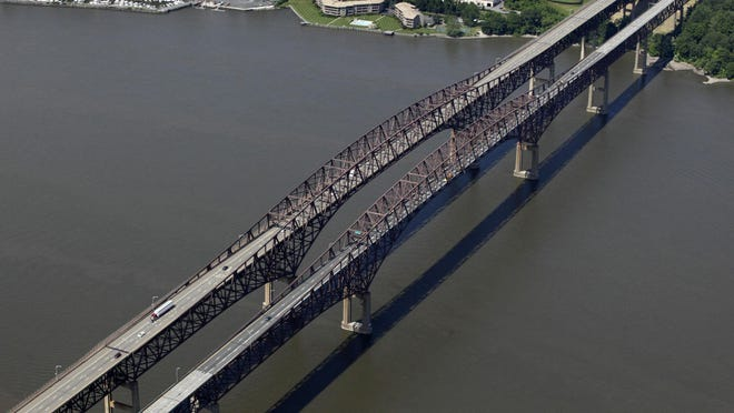 Tolls at the Newburgh-Beacon Bridge account for roughly 50 percent of the New York State Bridge Authority's revenue.