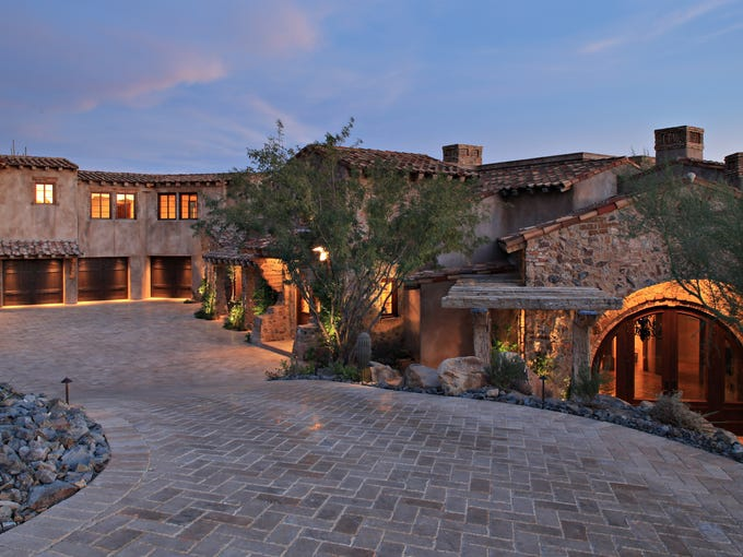 A look at the the wealthiest areas in Scottsdale based
