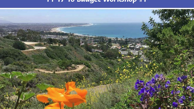 The city of Ventura holds its first 2017-18 budget workshop.