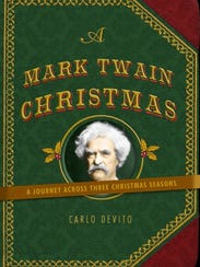 Mouth Public Relations - Cider Mill Press - A Mark Twain Christmas - Book Jacket