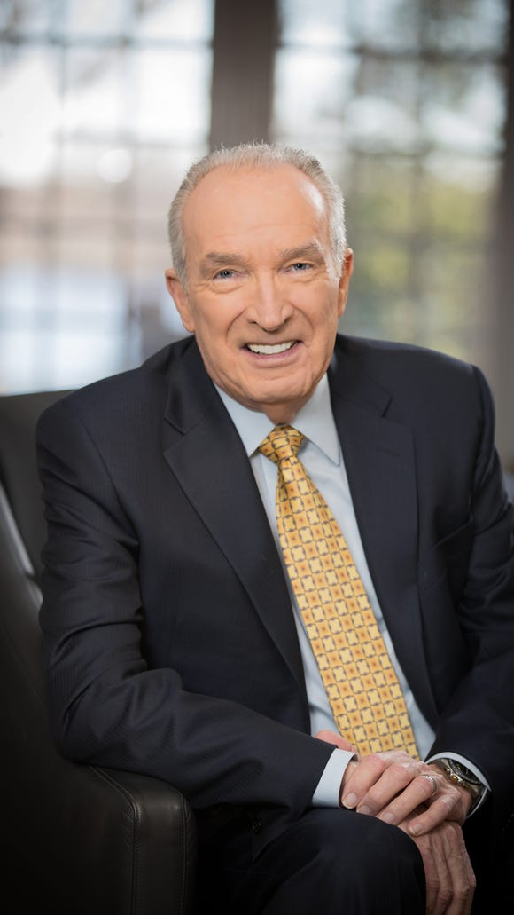 Ralph J. Adkins, former CEO and chairman emeritus of Dover's Chesapeake Utilities, will ring the New York Stock Exchange's closing bell on March 9.
