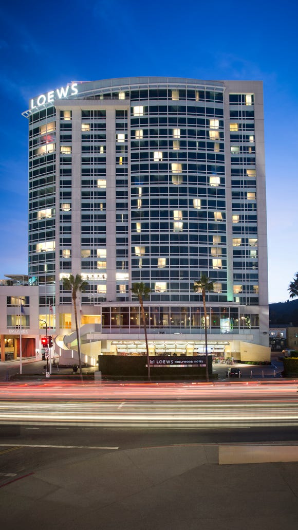Loews Hotels, including the Loews Hollywood, is offering