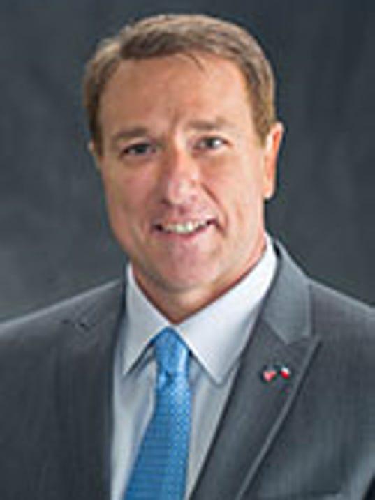 Texas Rep. Pat Fallon