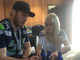 Anna Faris tries to explain the Super Bowl strategy