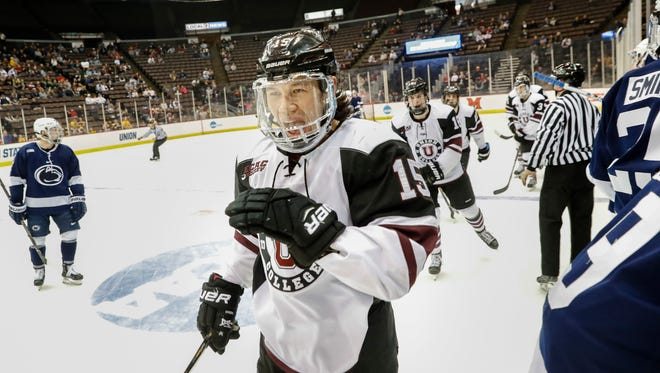 The Red Wings are reportedly on the short list of teams being considered by Union's Spencer Foo.