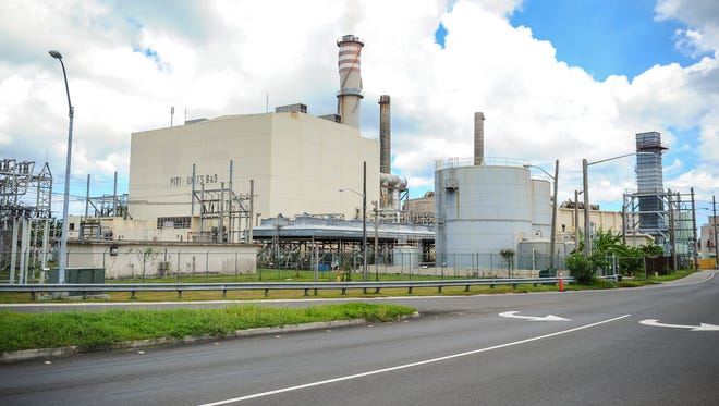 The Guam Power Authority Piti power generating Units 8 & 9 on Friday, July 31, 2015.