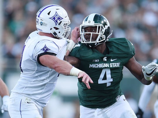 DL Malik McDowell. Projected round: 1-2. McDowell is one of the most polarizing prospects in the draft. His power and versatility at both defensive end and tackle make him a tantalizing talent, but his perceived penchant for taking plays off and poor interviews during the combine have raised red flags.