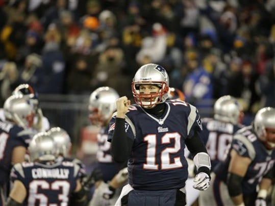 Photo by Stephan Savoia - The Associated Press New England Patriots' quarterback Tom Brady is an interesting player heading into 2014. Should we expect Brady to revert back to his top-tier QB numbers of 2012? Or will his stats from last season become more of the norm?