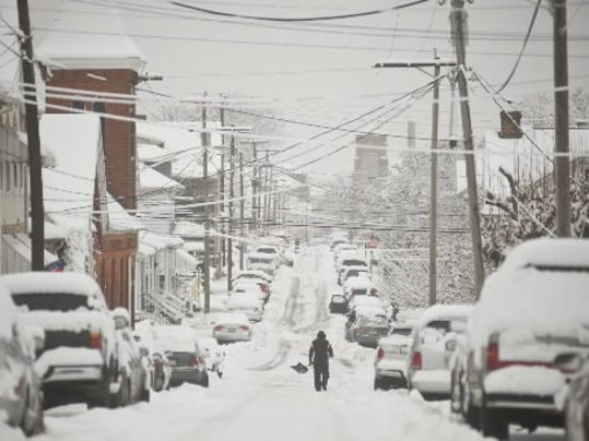 Thinking about leaving your car running to warm it up? You might want to reconsider, police advise. Photo courtesy of The Hanover Evening Sun.