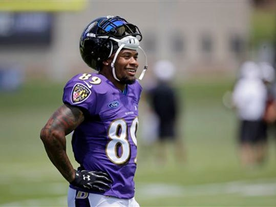 Baltimore Ravens wide receiver Steve Smith says he will retire at the end of the 2015 season, his 15th in the NFL. The five-time Pro Bowler announced Monday that he will walk away from the game after the second season of a three-year contract with Baltimore.