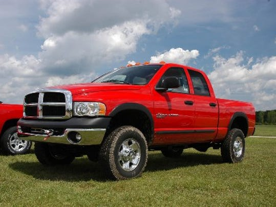 chrysler to recall about 288k ram pickup trucks. Black Bedroom Furniture Sets. Home Design Ideas