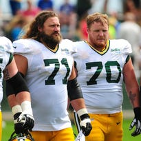 The Green Bay Packers could have the same starting five offensive linemen two years in a row for the first time since 2003-04.