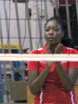 Cobre High School's Tajkirah Wallace has resigned as head volleyball coach at Cobre High School.