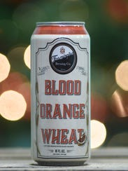 Blood Orange Wheat from Farmington Brewing Co.