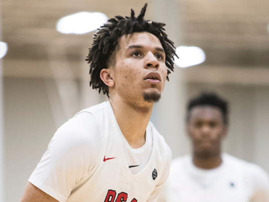 Cole Anthony AAU Image