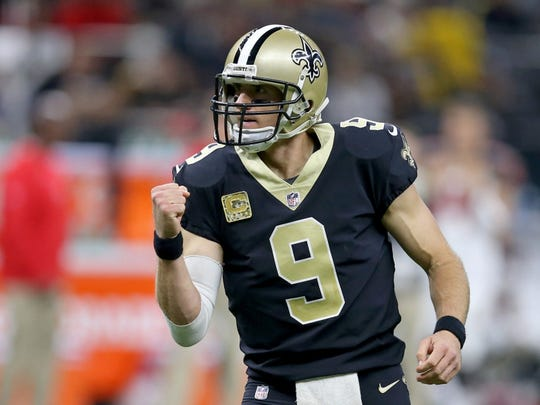 Quarterback Drew Brees and the Saints may have awhile before they can avenge their NFC Championship loss, but the team is sure to stay busy in the offseason.