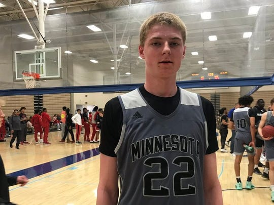 Steven Crowl has become one of the top big men targets in the Midwest.
