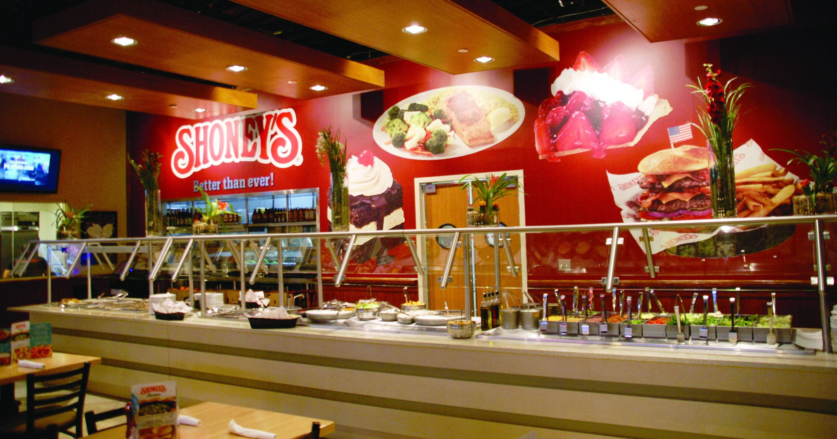 First Shoneys In Tennessee To Get Major Remodel