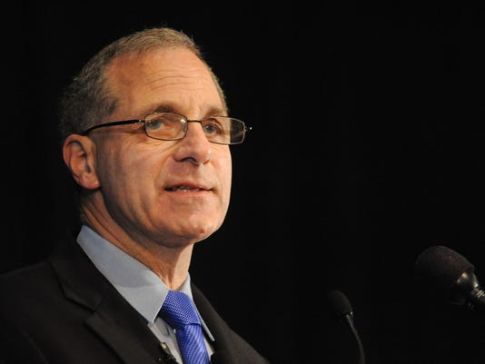 Louis Freeh Discusses Investigation Into Penn State And Sandusky Case