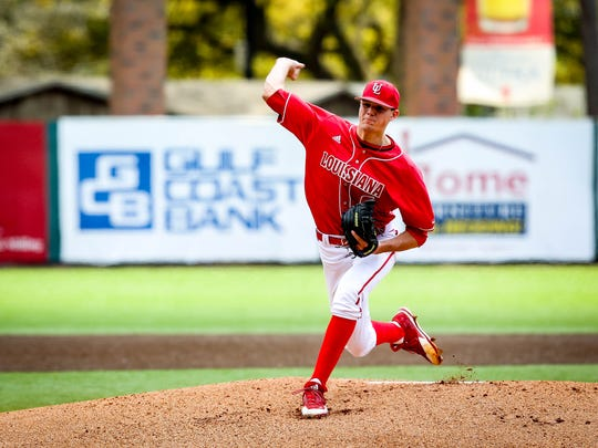 Before Saturday's 12-4 loss to Appalachian State, UL was 19-1 in games that Nick Lee has started.