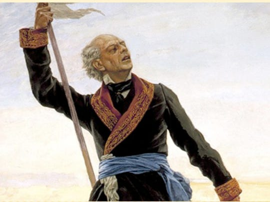 """El Grito de Dolores"" by Father Miguel Hidalgo y Costilla started the downfall of the Spanish Empire."