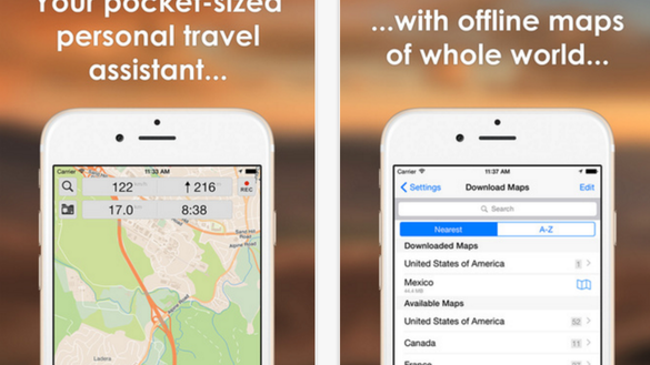 Best Offline World Map App. These are the 5 best offline mapping apps No signal  problem