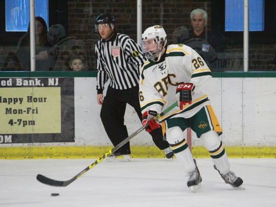 Brian Anderson of Red Bank Catholic