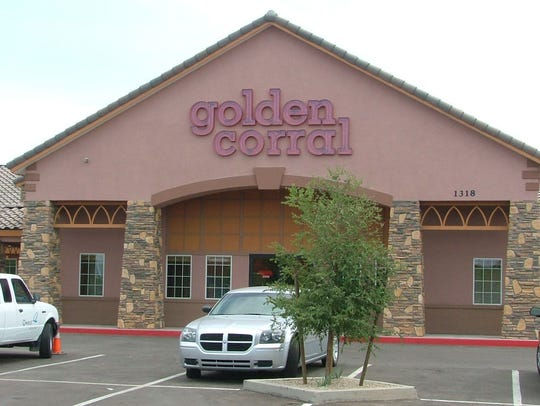 Golden Corral locations across the Valley offer veterans a free buffet meal and drink.