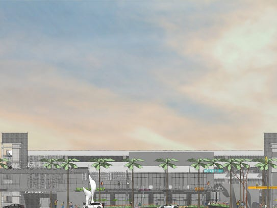The downtown Chandler project is expected to cost $25
