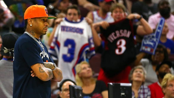 Allen Iverson's disappearing act brings out the biggest question facing the BIG3