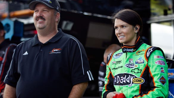 Danica Patrick is at peace with her retirement from NASCAR: 'I'm ready'