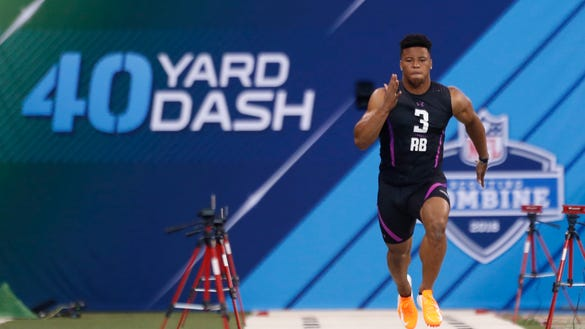 NFL combine winners and losers: Josh Allen's performance great news for Browns, Colts