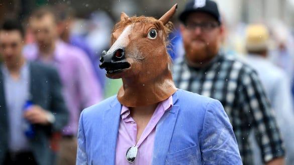 30 best, outrageous hats at 2018 Kentucky Derby