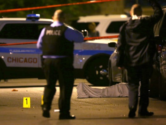 Chicago Searches For Answers To Stem Surging Murder Toll