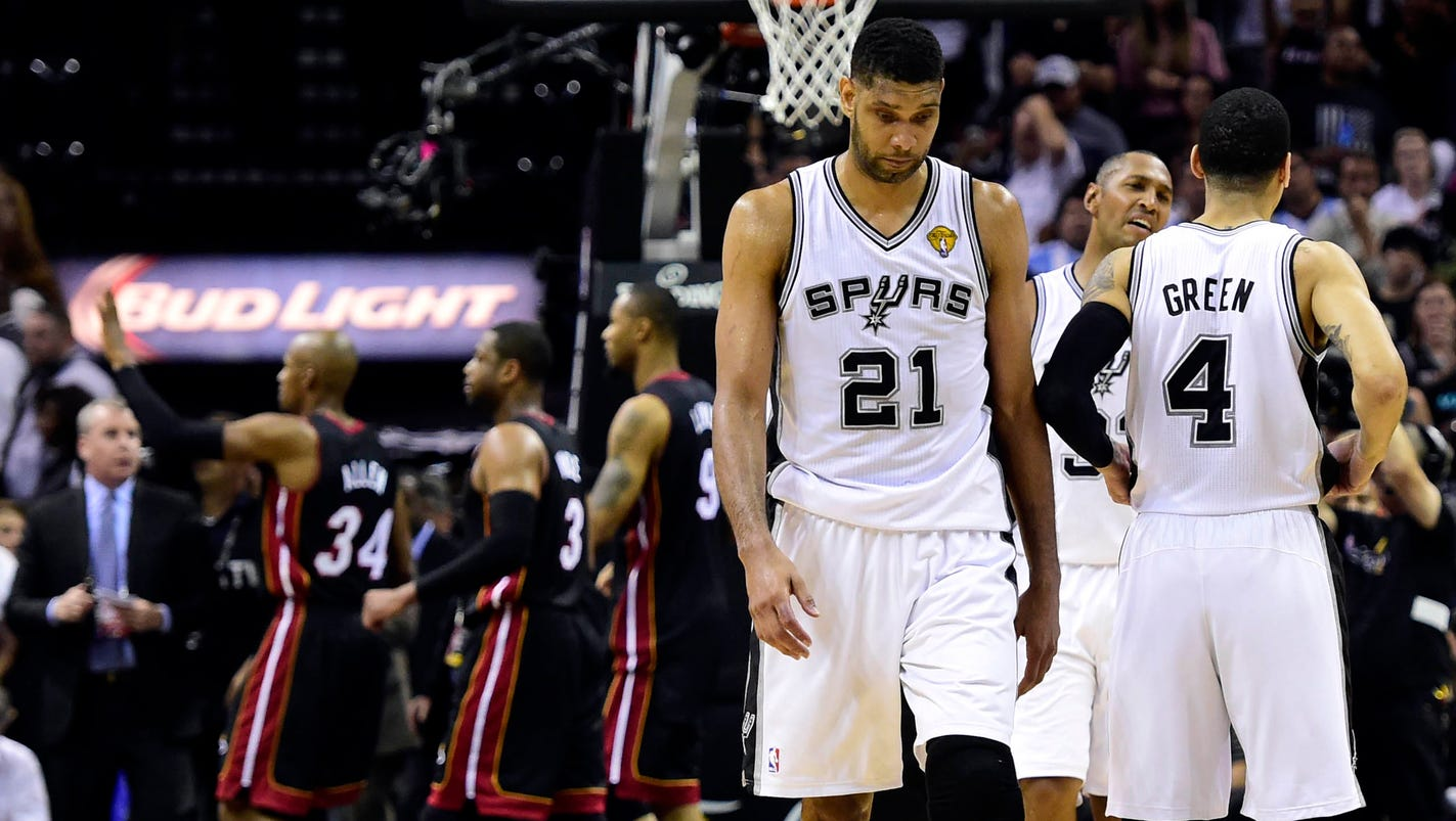 Spurs' demons return in the form of Game 2 mistakes