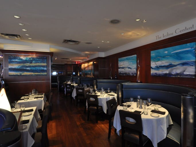 High End Seafood Restaurant Seattle