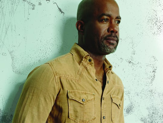 Darius Rucker's 'When Was the Last Time' is out Oct.