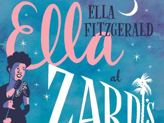 """""""Ella at Zardi's"""" by Ella Fitzgerald is an exclusive"""