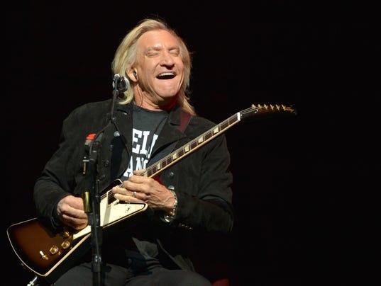Eagles Tour  Usa