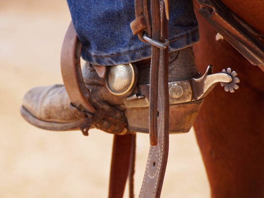 There are several items of a cowboy's life that he