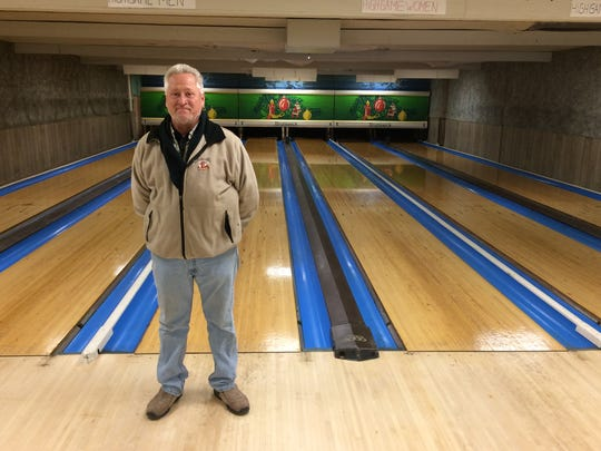 Tim Karl, owner of Century Lanes in De Pere, has agreed