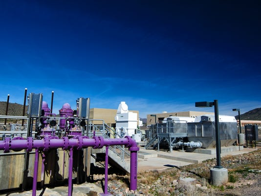 Cave Creek wastewater plant