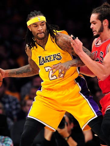 Jordan Hill and the Lakers avoided matching the longest