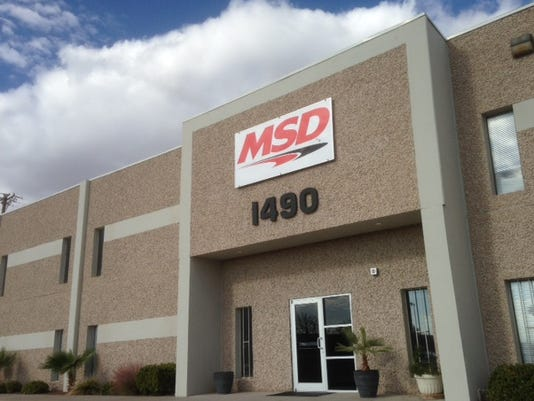 MSD building