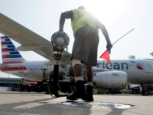 Question: How and why is fuel dumped from a flight: