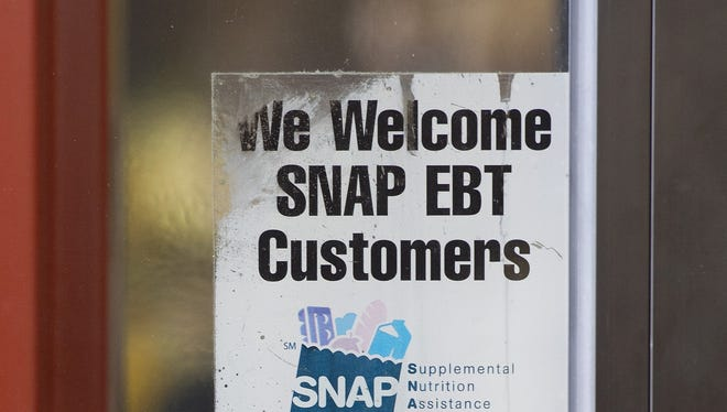 Enrollment in the Supplemental Nutrition Assistance Program, or SNAP, has increased in the past five years.